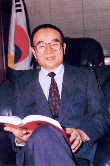 2nd President <strong>Dr. Jae Young Huh</strong>
