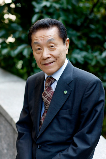 8 ~ 9th President <strong>Mr. Young Chul Choi</strong>